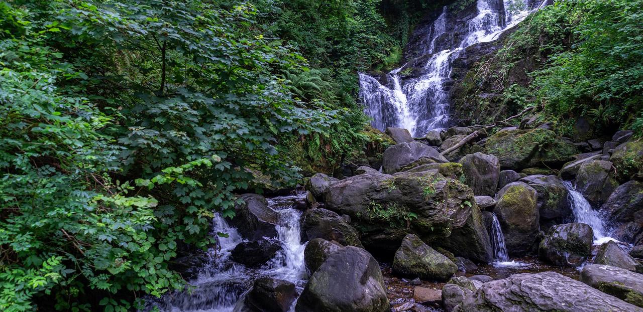17   Ross Castle & Torc Waterfall