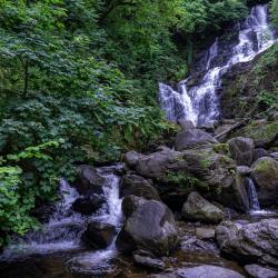 Ross Castle & Torc Waterfall